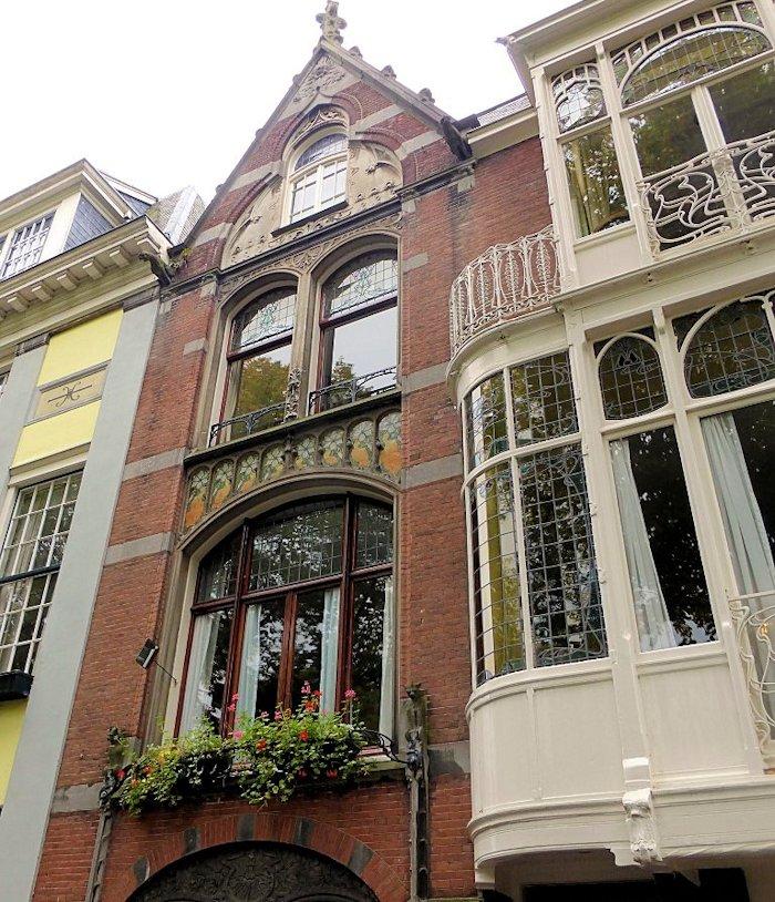 Art Deco Den Haag.Jugendstil Den Haag